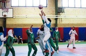 آغاز رقابتهای بسکتبال لیگ بانوان بزرگسال کشور در رشت