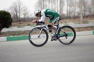 کسب مقام دوم دوچرخه سوار گیلانی