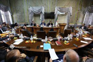 هر آنچه که در جلسه مشترک کمیسیون های برنامه و بودجه، حمل و نقل و ترافیک و عمران و توسعه شهری شورا شهر رشت گذشت/گزارش تصویری