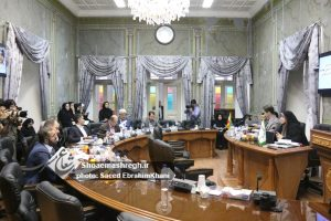 گزارش تصویری سیزدهمین جلسه شورای اسلامی شهر رشت