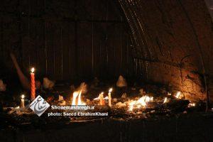 گزارش تصویری حضور شهردار رشت در سوگواری شام غریبان امام حسین (ع)