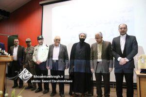 """آیین تکریم """"علی شفیعی"""" و معارفه """"ولی فخری"""" به عنوان شهردار کومله"""