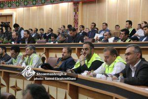 گزارش تصویری همایش راهوران محله در سالن الغدیر استانداری گیلان