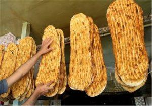 نان طبق برنامه از فردا گران میشود