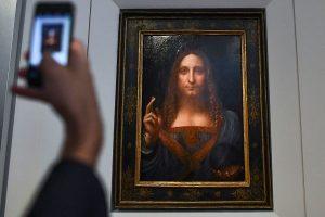 گرانترین اثر هنری تاریخ به قیمت ۴۵۰ میلیون دلار/ شاهکاری که قرنها گم شده بود