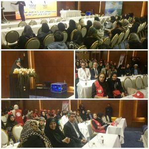 مراسم افتتاحیه سومین تور رالی گردشگری بانوان ایران با حمایت سازمان منطقه آزاد انزلی در تهران