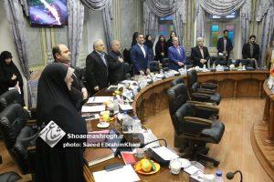 گزارش تصویری پانزدهمین جلسه علنی شورای شهر رشت با حضور شهردار