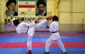 کسب مدالهای رنگارنگ بانوان گیلانی در مسابقات کاراته قهرمانی کشور