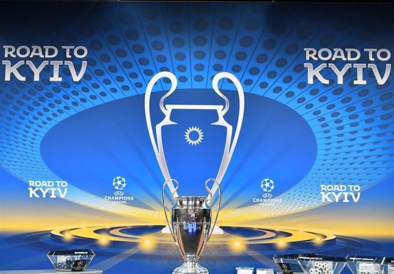 قرعهکشی مرحله یک هشتم نهایی لیگ قهرمانان اروپا / رئال مادرید – پاریسنژرمن، چلسی – بارسلونا