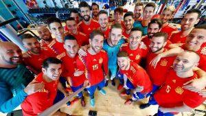 کنارهگیری اسپانیا از جامجهانی!