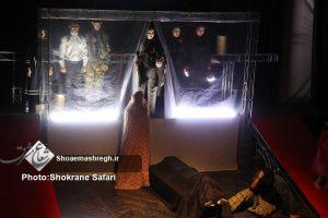 """گزارش تصویری نمایش """"روایت های متقاطع از یک قتل"""" در خاتم الانبیاء رشت"""
