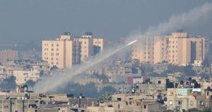 شلیک موشک به شهرک های صهیونیستی