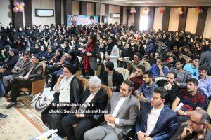 گزارش تصویری جشن روزدانشجو در دانشگاه پیام نور رشت
