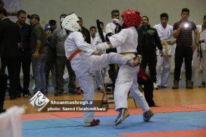 گزارش تصویری مسابقات چندجانبه کیوکوشین کاراته ماتسوئی استان گیلان