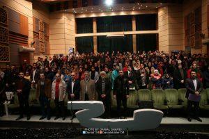 گزارش تصویری افتتاحیه پنجمین جشنواره هنرجویی هفت