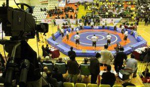 رقابتهای زورخانه ای قهرمانی پیشکسوتان کشور برگزار شد