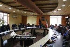 گزارش تصویری جلسه شورای سازمان سرمایه گذاری و مشارکت های مردمی شهرداری رشت