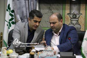 گزارش تصویری جلسه تلفیق کمیسیون های عمران و برنامه و بودجه شورای اسلامی شهر رشت
