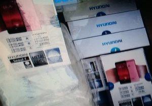 کشف محموله قاچاق تلفن همراه در شهرستان آستارا