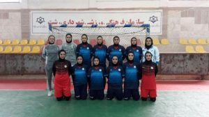 هفته سیزدهم لیگ برتر فوتسال بانوان/ میهمانی دختران شهرداری رشت در مشهد