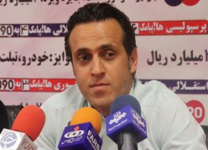 محمد علی کریمی پاشاکی: اهداف بزرگی برای سپیدرود در سر دارم