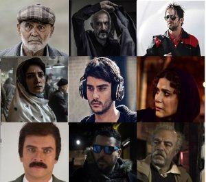 پرکارترین بازیگران فجر ۳۶ چه کسانی هستند؟/ حضور بابک حمیدیان در جشنواره با ۴ فیلم