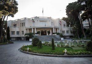 روایت سخنگوی سپاه از حمله به ساختمان ریاست جمهوری