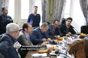 گزارش تصویری از بیست و نهمین جلسه علنی شورای اسلامی شهر رشت