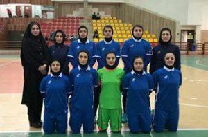 پیروزی دلچسب دور از خانه دختران شهر باران