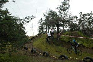 بهره برداری از بزرگترین پیست دوچرخه سواری کوهستان کشور در انزلی