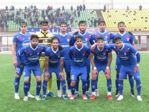 داماش و جدال با تیم های پر طرفدار لیگ دو