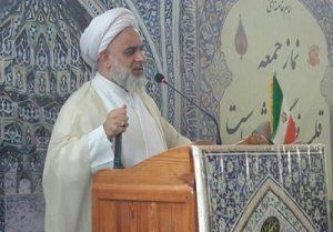 تقدیر امام جمعه شهرستان رودسر از دانشگاه علوم پزشکی گیلان