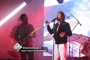 گزارش تصویری کنسرت امیر عباس گلاب در تالار گلستان