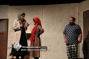 """گزارش تصویری اجرای نمایش """"دیگران"""" در مجتمع خاتم الانبیاء رشت"""