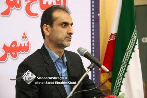 سید محمد احمدی به سمت فرماندار شهرستان رشت منصوب شد