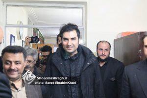 گزارش تصویری بازدید حافظ ناظری از انجمن معلولان بینایی استان گیلان