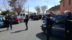 تصاویری از محل گروگانگیری در فرانسه/ داعش مسئولیت را بر عهده گرفت
