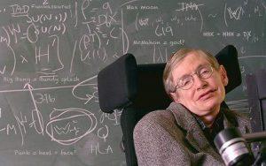 """پروفسور """"استیون هاوکینگ"""" در سن ۷۶ سالگی درگذشت + زندگینامه"""