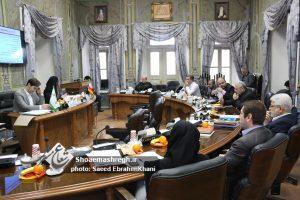 گزارش تصویری سی و پنجمین جلسه شورای شهر با حضور شهردار رشت + خبر