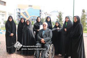 گزارش تصویری ویژه از دیدار اعضاء ستاد مردمی دکتر روحانی با دکتر سالاری استاندار گیلان