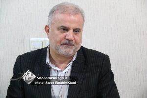 گزارش تصویری نشست خبری احمد رمضانپور نرگسی عضو شورای شهر رشت + خبر