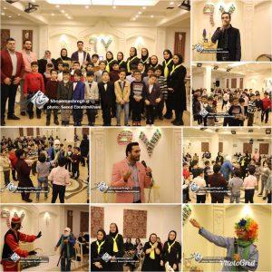 گزارش تصویری جشن پایان سال دبستان مهراندیش رشت