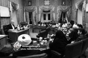 گزارش تصویری بیست و چهارمین جلسه کمیسیون فرهنگی و اجتماعی شورا + خبر