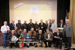 گزارش تصویری  نخستین همایش ایمنی رانندگان حرفهای در  ادارهکل راه و شهرسازی استان گیلان