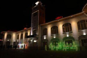 برگزاری مراسم آئینی هر شب در پیاده راه فرهنگی رشت