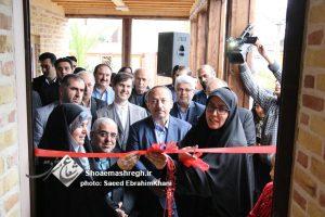 گزارش تصویری افتتاح بازارچه صنایع دستی بانوان(گیل بانو)