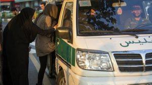 واکنش ناجا به انتشار فیلم ضرب و شتم یک دختر جوان توسط ماموران گشت ارشاد