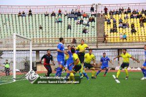 گزارش تصویری داماش گیلان ۰-۰ نفت و گاز گچساران/ ورزشگاه سردارجنگل رشت