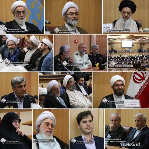 گزارش تصویری ویژه از مراسم تودیع و معارفه نماینده ولی فقیه گیلان در سالن استانداری