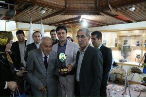 آیین بزرگداشت حاجی محمد میرزا چایکار (کاشف السلطنه) در موزه چای ایران برگزار شد